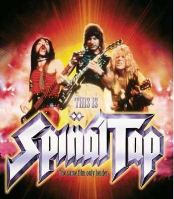 Spinal Tap on Blu-Ray