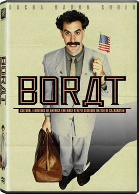 BORAT - Sascha Baron Choen