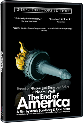 The End of America: Naomi Wolf
