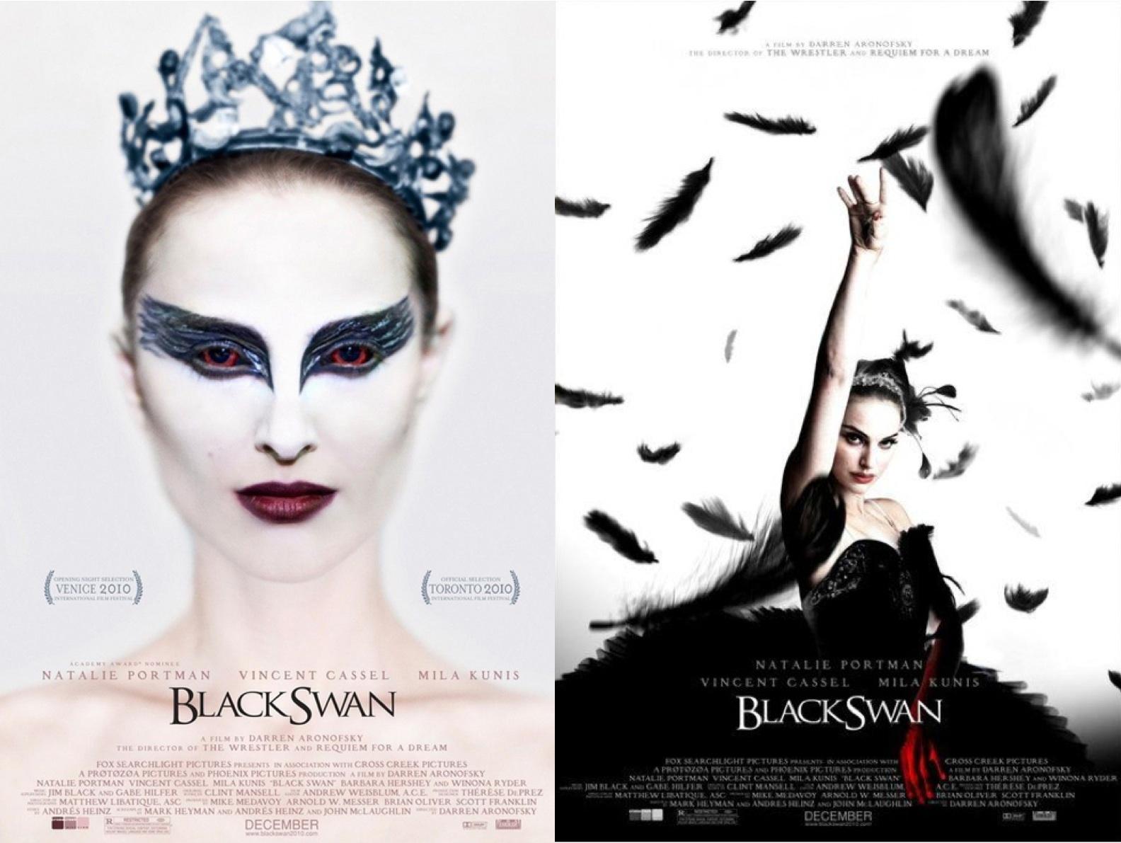 la-modella-mafia-black-swan-posters