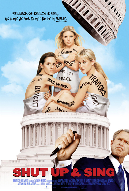 Dixie Chicks Political