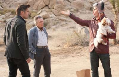 Film Review Seven Psychopaths