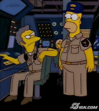 Homer Navy