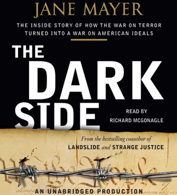 The-Dark-Side-War-on-Terror-Jane-Mayer-unabridged-compact-discs-Random-House-Audiobooks