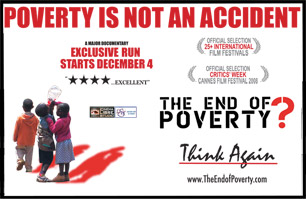a review of the end of poverty a documenary film by philipe diaz The end of poverty a daring, thought-provoking and very timely documentary by award-winning filmmaker, philippe diaz, revealing that poverty is not an accident.