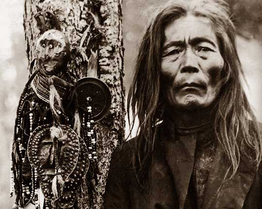 shaman-tree