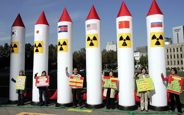 North-korea-Nuclear-Experiments