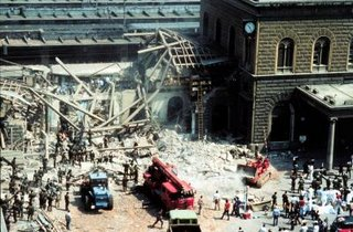 Bologna Central Station Bomb Attack 1980 (1)