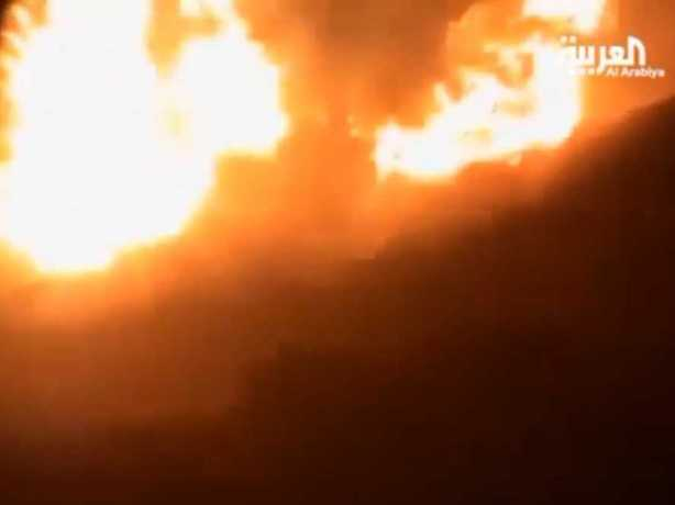 israel-bombs-syria-for-the-second-time-in-three-days-video