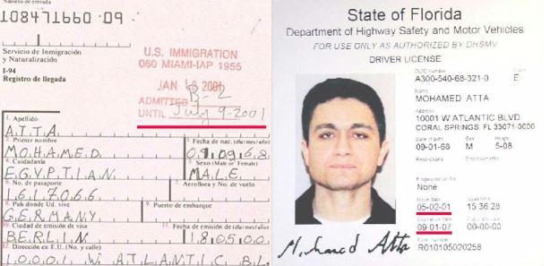 visa-and-fl-license-of-mohamed-atta