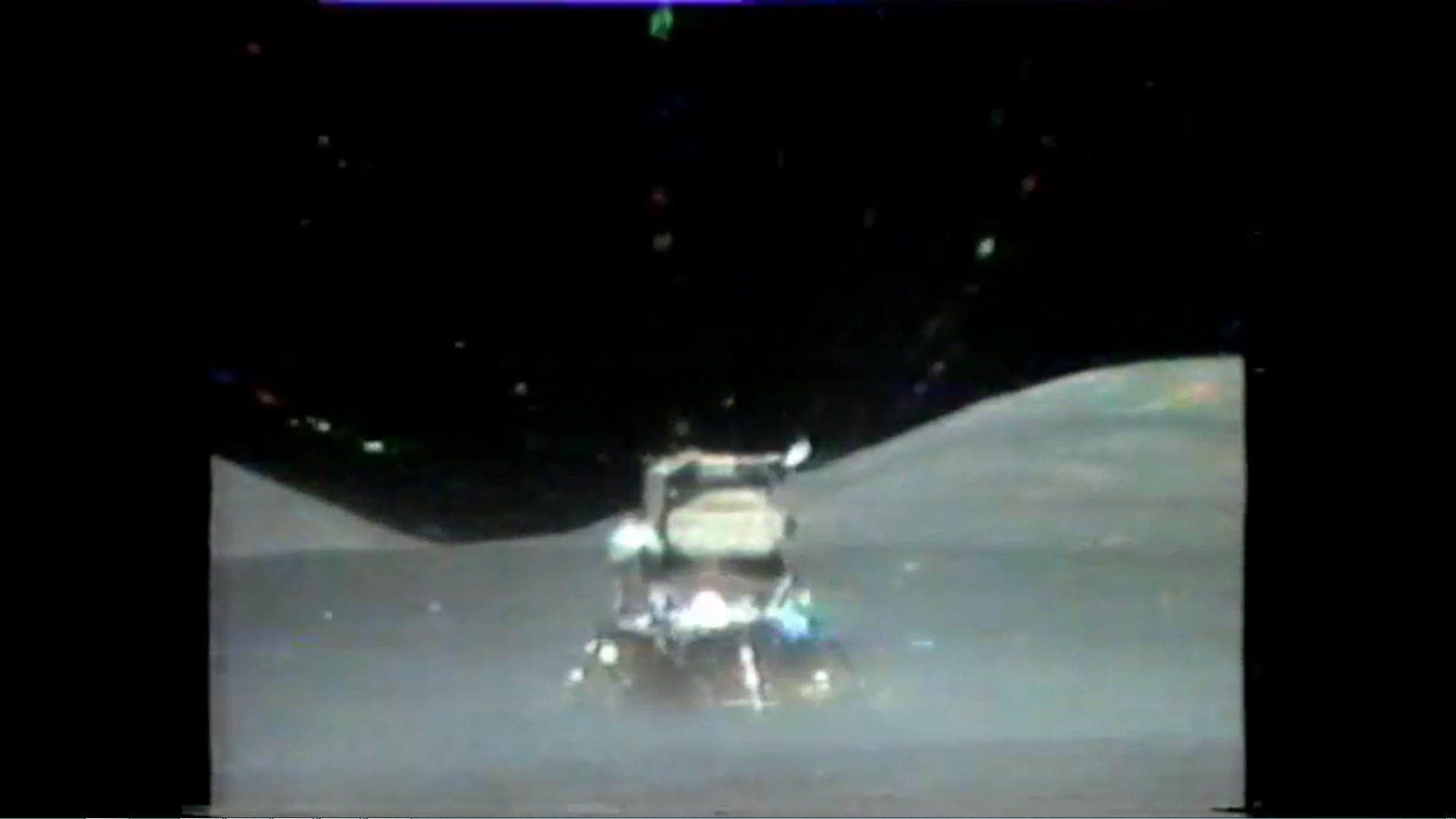 the lunar lift off from moon nasa - photo #10