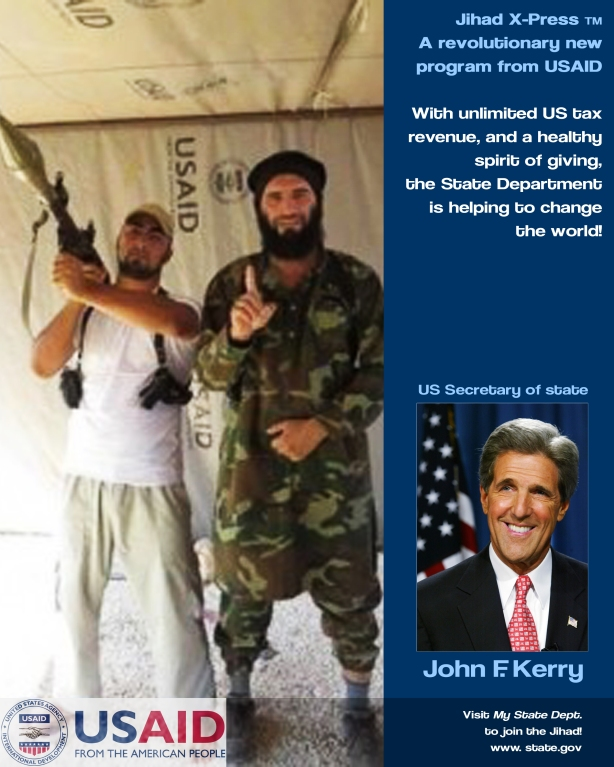 JIHAD-X-PRESS PROGRAM-USAID-JOHN-KERRY-STATE-DEPARTMENT