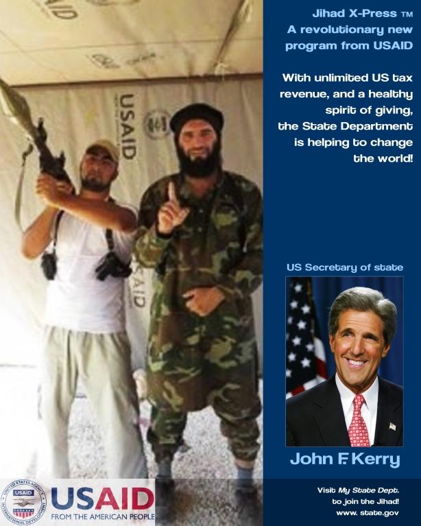 JIHAD-X-PRESS PROGRAM-USAID-JOHN-KERRY-STATE-DEPARTMENT