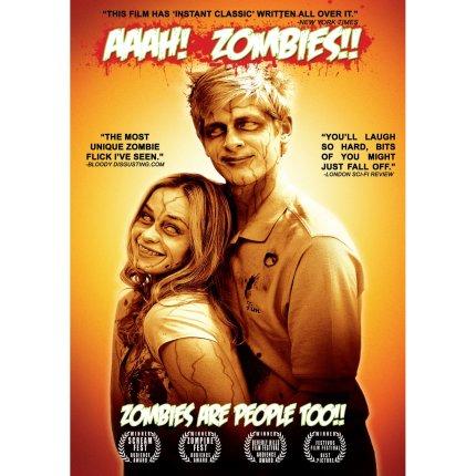 dvd Aaah! Zombies