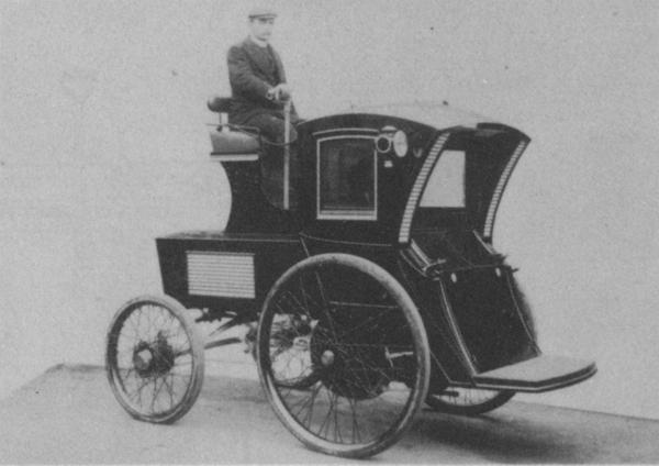 Electric Vehicle Company taxicab-thumb-600x424-44735
