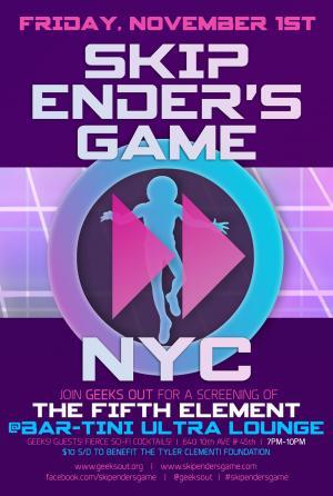 EndersGamePOSTER-NYC