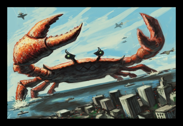 The_Incredible_Giant_Crab