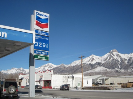 Gas Prices Chevron Jan3.299 Jan 3 2013 9055