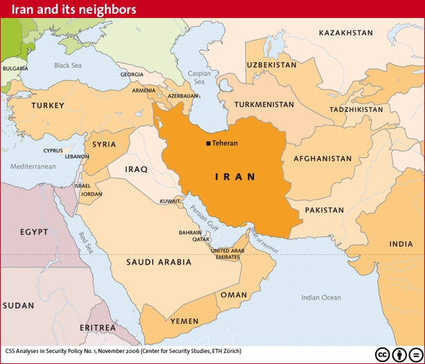 Iran's Nuclear Ambitions: Options for the West