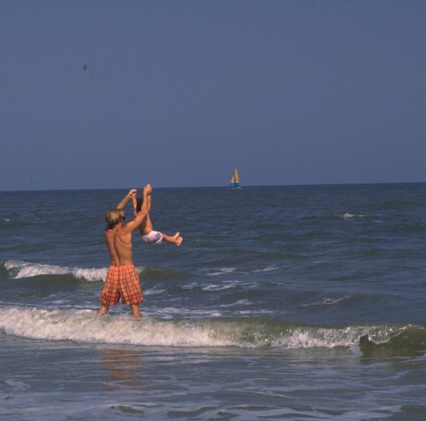 Tybee Beach Fun