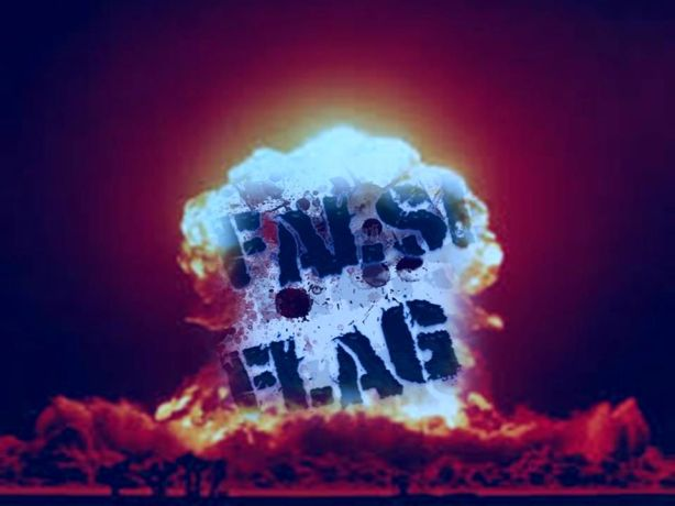 false flag north korea nuclear war ww3