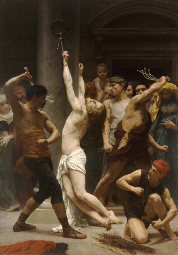 William-Adolphe_Bouguereau_(1825-1905)_-_The_Flagellation_of_Our_Lord_Jesus_Christ_(1880)