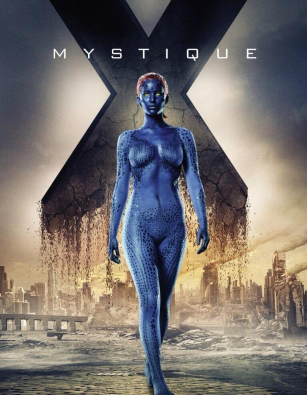 xmen-days-of-future-past-poster-mystique