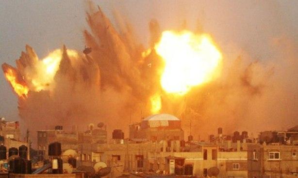 Gaza-Stike