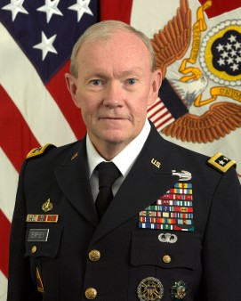 Dempsey,Martin E., Chief of Staff of the Army
