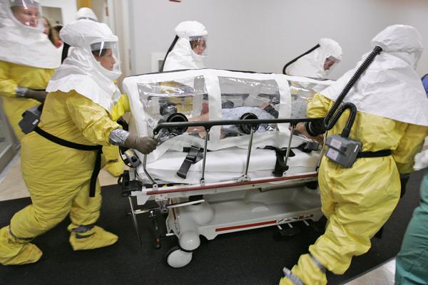 Ebola Americans
