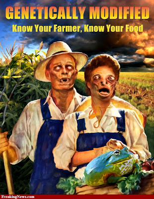 GMO KNOW YOUR FARMER POSTER