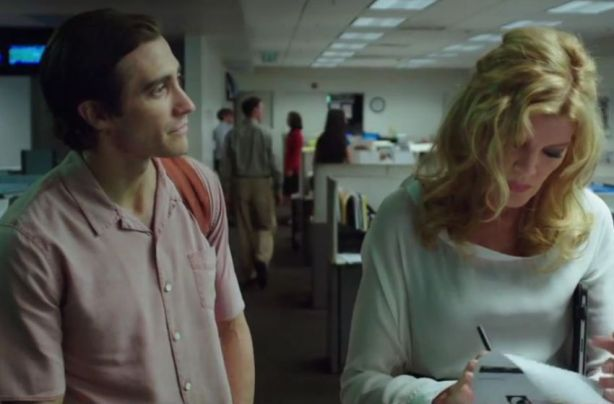 Nightcrawler-Jake-Gyllenhaal-and-Rene-Russo-850x560