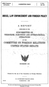 The Kerry Committee Report.