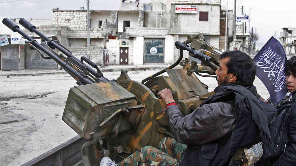 syrian-anti-aircraft-gun