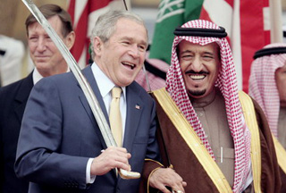 saudi-bush-presstv