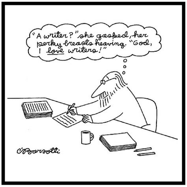 new-yorker-cartoon-about-writers-by-barsotti