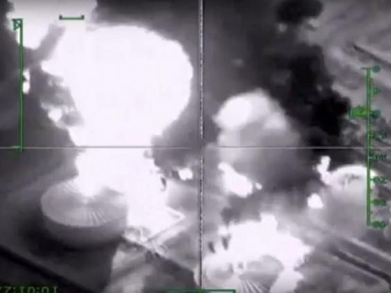 Isis-oil-Russian-strikes