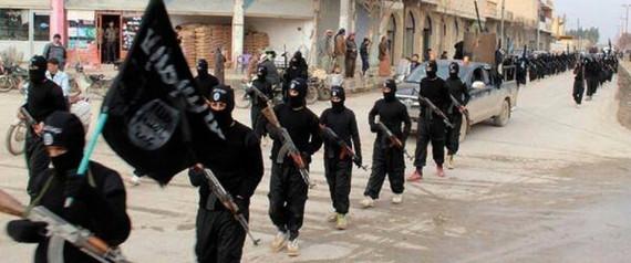Mideast Syria Islamic State