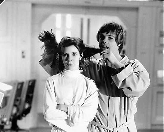 Star-Wars-Luke-Skywalker-Leia-bikini-Hon-Solo-Rare-Photos-r2d2-2