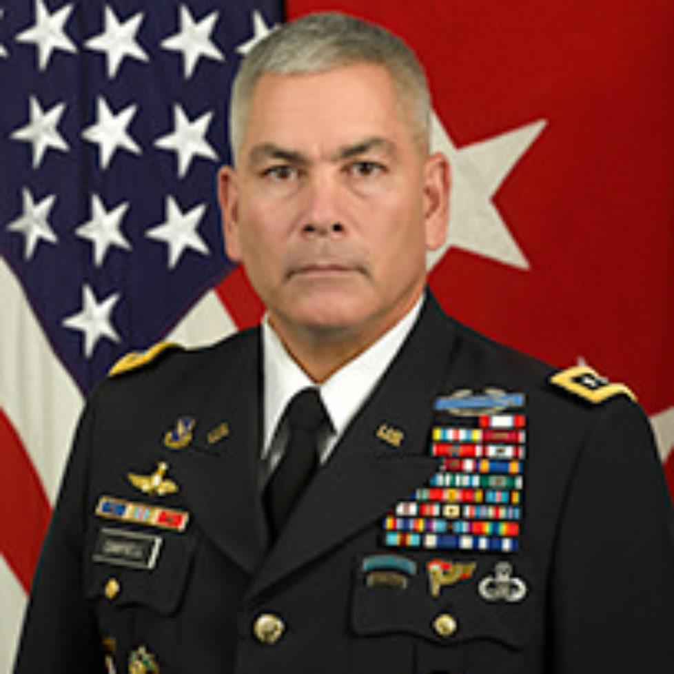 General Campbell John F Bio