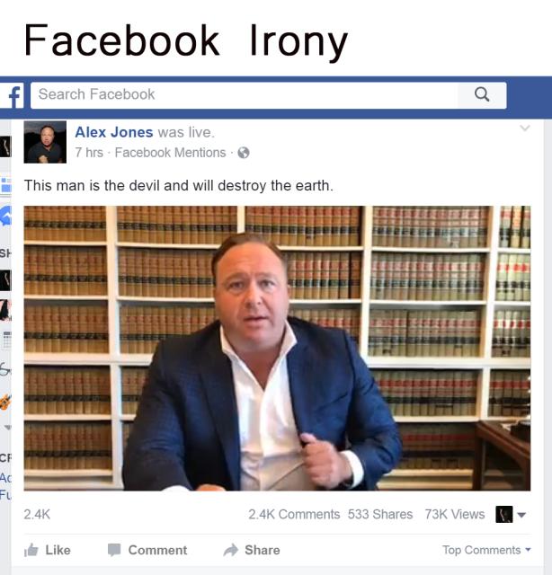 facebook-irony