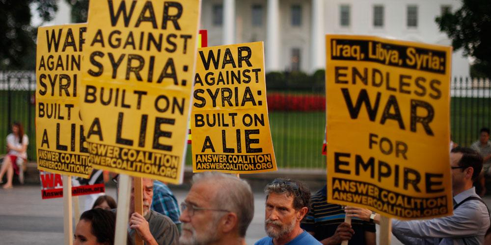 Syria-false-flag-war