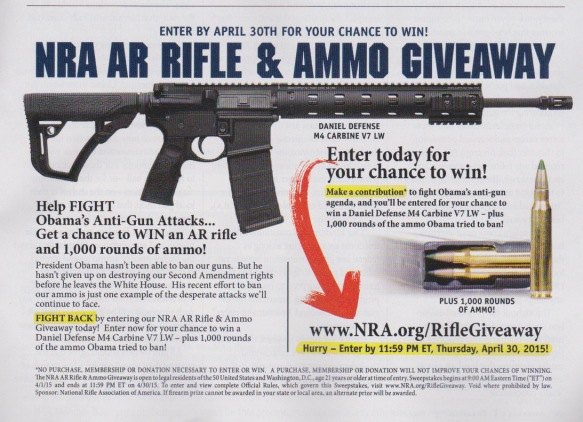 NRA-Rifle-Giveaway-Ad