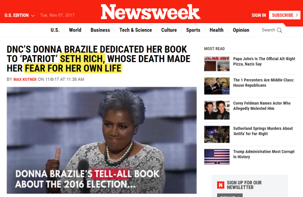 donna-brazile-seth-rich-murder-fear-own-life-newsweeky.png