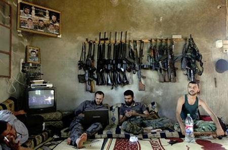 syria-armed-rebels