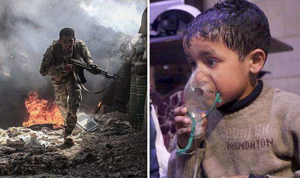 Syria-Assad-chemical-attack-Douma-Jaish-al-Islam-Kurds-YPG-Kurdistan-944900
