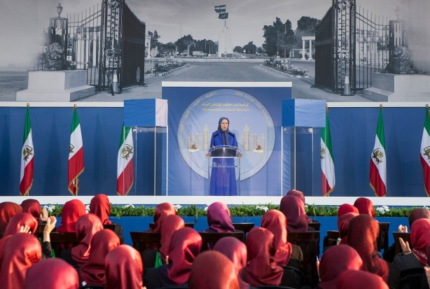 Iranian opposition tribute to the anniversary of massacre of Camp Ashraf