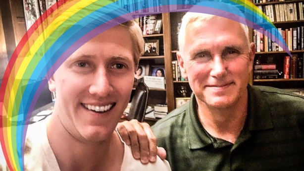 Pence-Ayers-Coming-out