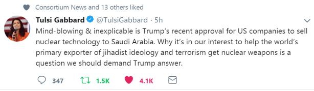 gabbard-saudi