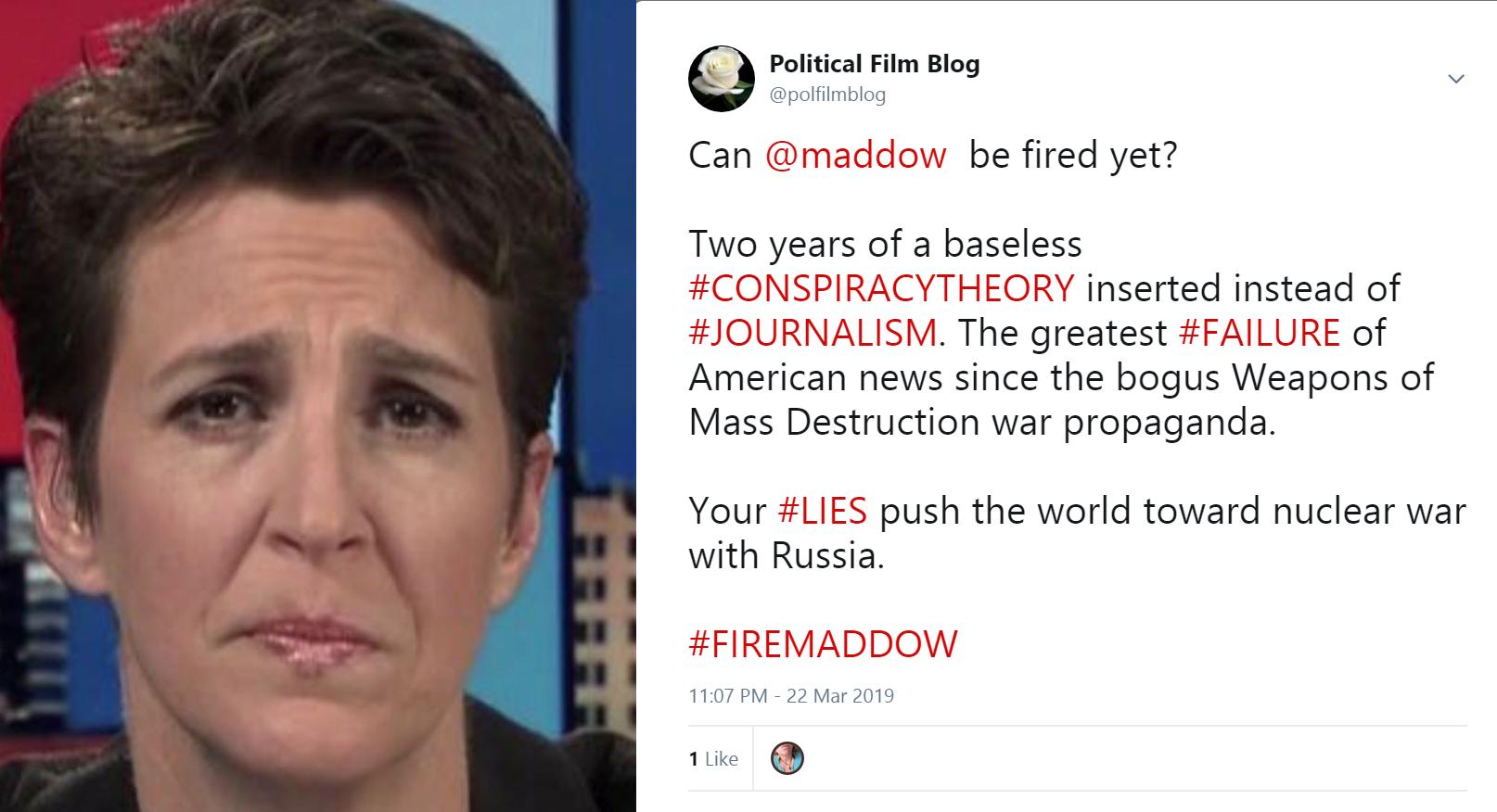 #firemaddow